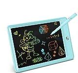 TEKFUN LCD schreibtafel 10 Zoll, buntes magnetisches maltafel zaubertafel, Löschbar und...