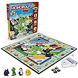 Hasbro Gaming A6984594 Monopoly - Junior, der Klassiker der Brettspiele für Kinder, Familienspiel,...