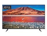 Samsung TU7079 163 cm (65 Zoll) LED Fernseher (Ultra HD, HDR 10+, Triple Tuner, Smart TV)...