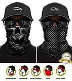 ECOMBOS Multifunktionstuch - Bedrucktes Schlauchtuch Bandana Face Shield Gesichtsmaske Halstuch...