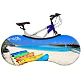 YXZN Fahrradabdeckung Universal, Indoor Mountainbike Abdeckung, Radkettchen Garage, Indoor...