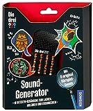 KOSMOS Die drei ??? Sound-Generator, mit 16 Detektiv-Geräuschen zum Lachen, Erschrecken und...