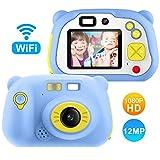 Lightswim Digitale Kamera fr Kinder Robuste HD Kinderkamera 2,0 Zoll Farbdisplay 1200 Megapixel...
