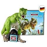 tonies Hrfiguren fr Toniebox - was IST was - Dinosaurier / Ausgestorbene Tiere - ca. 70 Min. - Ab 6...