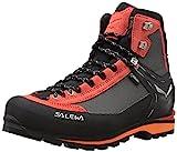 Salewa Ms Crow Gtx, Herren Trekking- & Wanderstiefel, Schwarz (Black/Papavero 0935), 44 EU