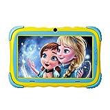 iRULU Kindertablet, 7 Zoll Kinder Tablet Pad Lerntablet fr Kids, 16 GB, IPS-Touchscreen, WiFi,...