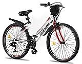 Corelli Luna Mountainbike mit Aluminium-Rahmen, V-Brake, Shimano 21 Gang-Schaltung als...
