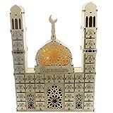 hfior Ramadan Adventskalender Eid Mubarak Dekoration Holz Countdown Schublade Für Muslim Festival...