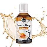borchers Flavour Drops, Karamell, 0 Kalorien, Süßstoff Flüssig, zum Kochen und Backen, für...