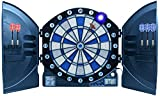 Best Sporting elektronische Dartscheibe Cambridge mit LED beleuchteten Ziffern, Kabinett Dartboard...
