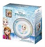 POS 24508088 - Frühstücksset mit Disney Frozen Motiv, 3 teiliges Geschirrset für Kinder, aus...