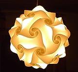 IQ Puzzle Lampe Grsse XXL Set 30 Puzzleteile ca. 52cm im Durchmesser