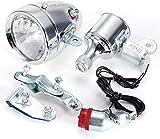 A-Generic Fahrrad Dynamo angetriebene Scheinwerfer und Rücklichter Fahrrad Rücklicht Fahrradlicht...
