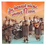 Depesche 3868.010 Glckwunschkarte mit Musik, Geburtstag, Mehrfarbig