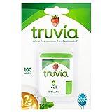 Truvia Truvia Süßungsmittel – Tabletten 100 Stück