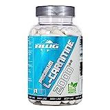 BWG L-Carnitin Premium 2000, Vegan, 3000 mg á Tagesportion, Ultra hochdosiert, Laborgeprüft, 100...