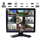 19-Zoll Profi CCTV-Monitor mit VGA HDMI AV BNC, 1280x1024 Eingebauter...