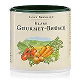 Sanct Bernhard Klare Gourmet-Brühe rein pflanzlich und ohne Geschmacksverstärker, Inhalt 340 g