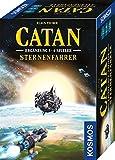 KOSMOS 680466 CATAN – Sternenfahrer, Ergänzung für 5-6 Spieler, Stategiespiel ab 12 Jahre, nur...