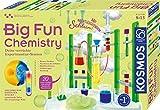 KOSMOS 642532 Big Fun Chemistry - Die verrckte Chemie-Station, Experimentierkasten