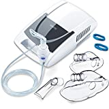 Sanitas SIH 21 Inhalator mit Kompressor-Drucklufttechnologie / Behandlung von Atemwegserkrankungen...