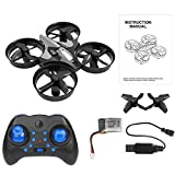 Hifuture 2,4 G Mini-Quadrocopter, 360 ° -Rollinglicht, Headless-Modus, Kleiner Quadrocopter,...