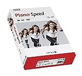 Papyrus 88113572 Drucker-/Kopierpapier PlanoSpeed: 80 g/qm, A4, wei, 500 Blatt - staufreies Drucken...