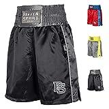 Paffen Sport Kids Boxerhose; Farbe: schwarz/grau; Größe: 122-134