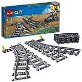 LEGO City 60238 Weichen Spielzeugeisenbahn