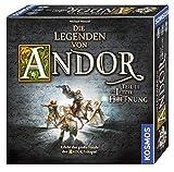Kosmos 692803 - Die Legenden von Andor - Teil III Die letzte Hoffnung, Fantasy-Brettspiel ab 10...