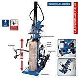 SCHEPPACH HL3000G Hydraulikspalter Meterholzspalter bis 1100 mm | 30 Tonnen Spaltkraft 30t |...