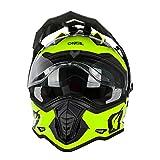 O'NEAL | Motorradhelm | Enduro Motorrad | Ventilationsöffnungen für maximalen Luftstrom &...