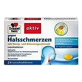 Doppelherz gegen Halsschmerzen – Arzneimittel gegen Halsschmerzen bei Entzündungen im Rachen -...