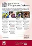 Health and safety law: what you need to know (poster) (Hse Law Poster)