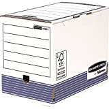 Bankers Box 1131102 Archivschachtel 10er Pack, 200 mm, A4+