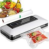 Aobosi Vakuumierer-Vakuumiergerät 5 In 1 automatische Lebensmittel Versiegelung für Trockene und...