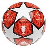 adidas Gre 4 Fuball Europa-Turnierball Champions League Madrid Finale 2019 Rot/Wei Alter 8-12 Jahre