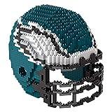 Philadelphia Eagles NFL Football Team 3D BRXLZ Helm Helmet Puzzle