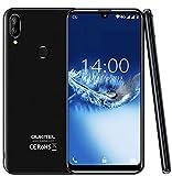 (2019) 4G Smartphone ohne vertrag, OUKITEL C16 Pro Android 9.0 Handy - MT6761 Quad-Core 2.0GHz 3GB...
