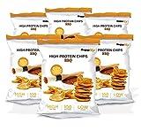 Supplify Protein Chips - Eiweiß Snack zum Abnehmen oder Muskelaufbau - die leckere Alternative zu...