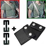 Sicherheitsgurt Hals Schutz, Autogurt aus Halsbereich entfernen, einfache Bedienung, Gurt verstellen...