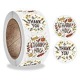 500 Stück pro Rolle DIY Handwerk Geschenke Dekoration Verpackung Etiketten Party Supplies...