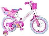 Disney Princess 14 Zoll Prinzessin Kinderfahrrad Mädchenfahrrad Kinder Fahrrad Rad Volare Volare