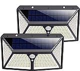 Solarleuchte für Außen,[2500mAh Neueste auf dem Markt] kilponen 180 LED Solarlampen Außen mit...