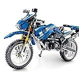 GFBVC Bausteine  Kinder 3-12 Jahre alt Kinder Simulation Motorrad Bausteine Spielzeug...