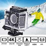\N 16MP-Action-Kamera 2' Ultra-HD-LCD-4K 30FPS 1080P 60FPS WiFi Cam XDV App