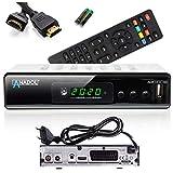 Anadol ADX 111c Full-HD 1080p digitaler Kabel-Receiver, PVR Aufnahmefunktion & Timeshift,...