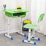 Kinder Schreibtisch und Stuhl Set Kinder Stuhl Tisch Set Studie Schreibtisch Schwenkbarer Tisch und...