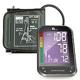 Blutdruckmessgerät, Digitale Oberarm-Blutdruckmessgerät 1byone mit leicht lesbarem LCD Screen mit...