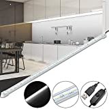 Haus Dekoration Weie Farbe LED-steifen Streifen-Kabinett-Licht Wandschrank-Lampe for Hauptdekoration...